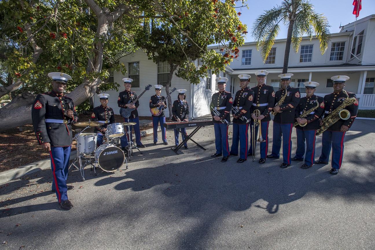 1st Marine Division > Units > 1ST DIV BAND > Ensembles